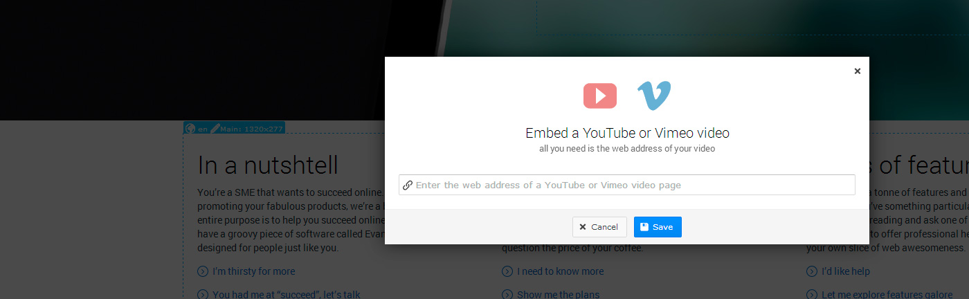 Responsive YouTube Embed